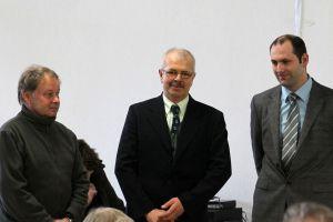 Gestüte im Gespräch: Gebhard Apelt, Heinz Hönning, Frank Dorff. www.klatuso.com