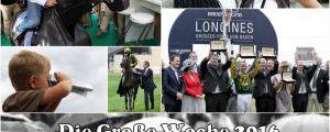 Schnelle Pferde, schöne Frauen, glückliche Sieger ....