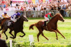 Das Derby 1999 in Hamburg