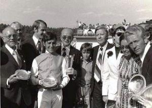 Das Königsee-Derbyfoto 1975