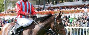 Gewinnt die schnelle Pferde-Lady auch den Henkel-Preis