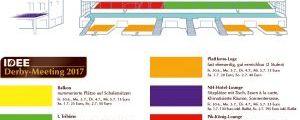 Die Plätze und Tickets auf der Rennbahn in Hamburg-Horn.