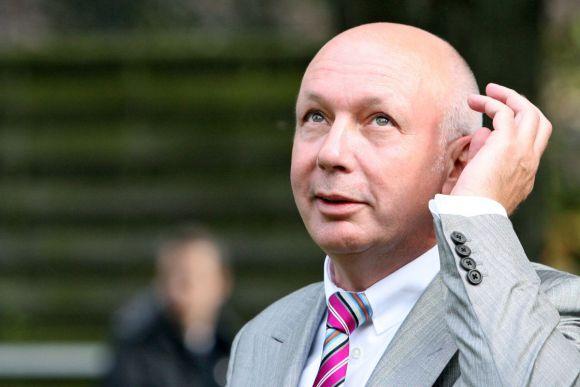 Manfred Ostermann war mit dem Gestüt Ittlingen der erfolgreichste Besitzer 2011. www.galoppfoto.de