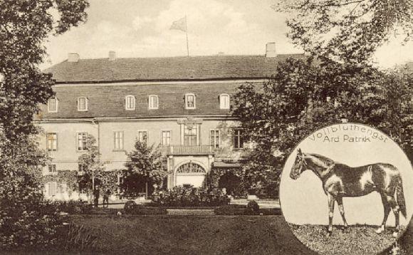 Schloß Graditz bei Torgau