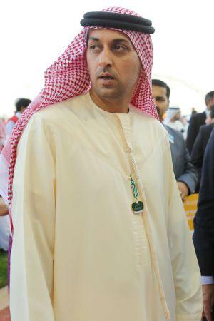Acht Jahre Sperre wegen Doping: Godolphin-Trainer Mahmood Al Zarooni. www.galoppfoto.de - Frank Sorg